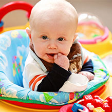 Infant Daycare Class In Pearland, TX