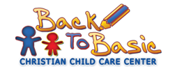Back To Basic | Best Daycare Center In Pearland, Texas Mobile Logo